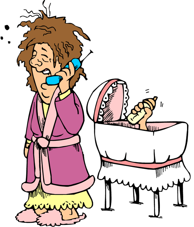 . Anxiety clipart cacophony
