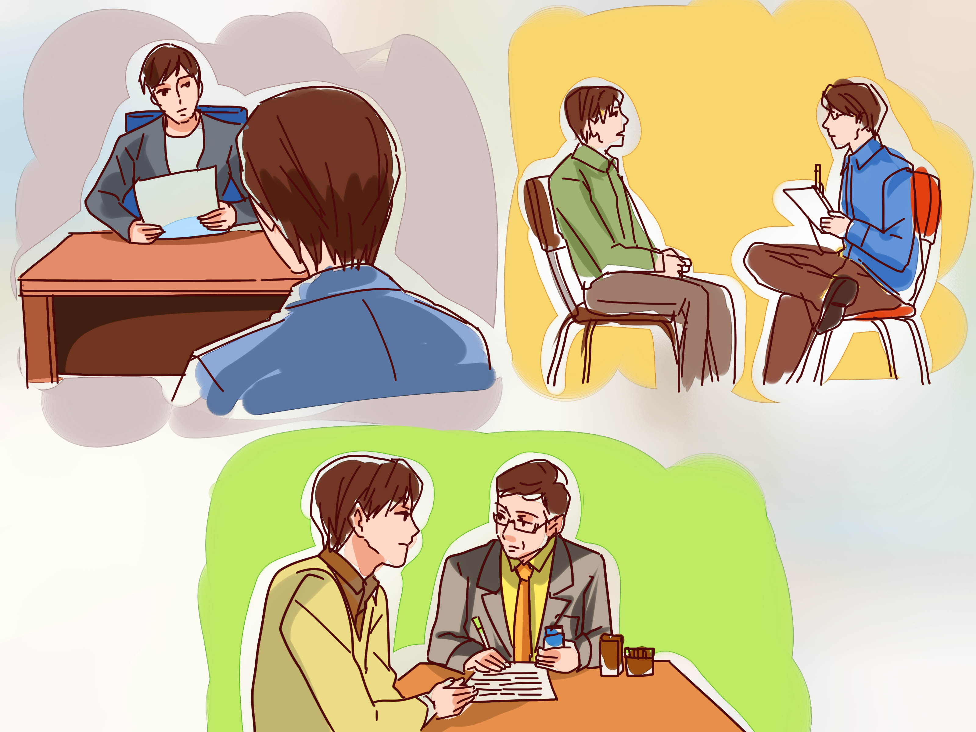 How to join an. Anxiety clipart cacophony
