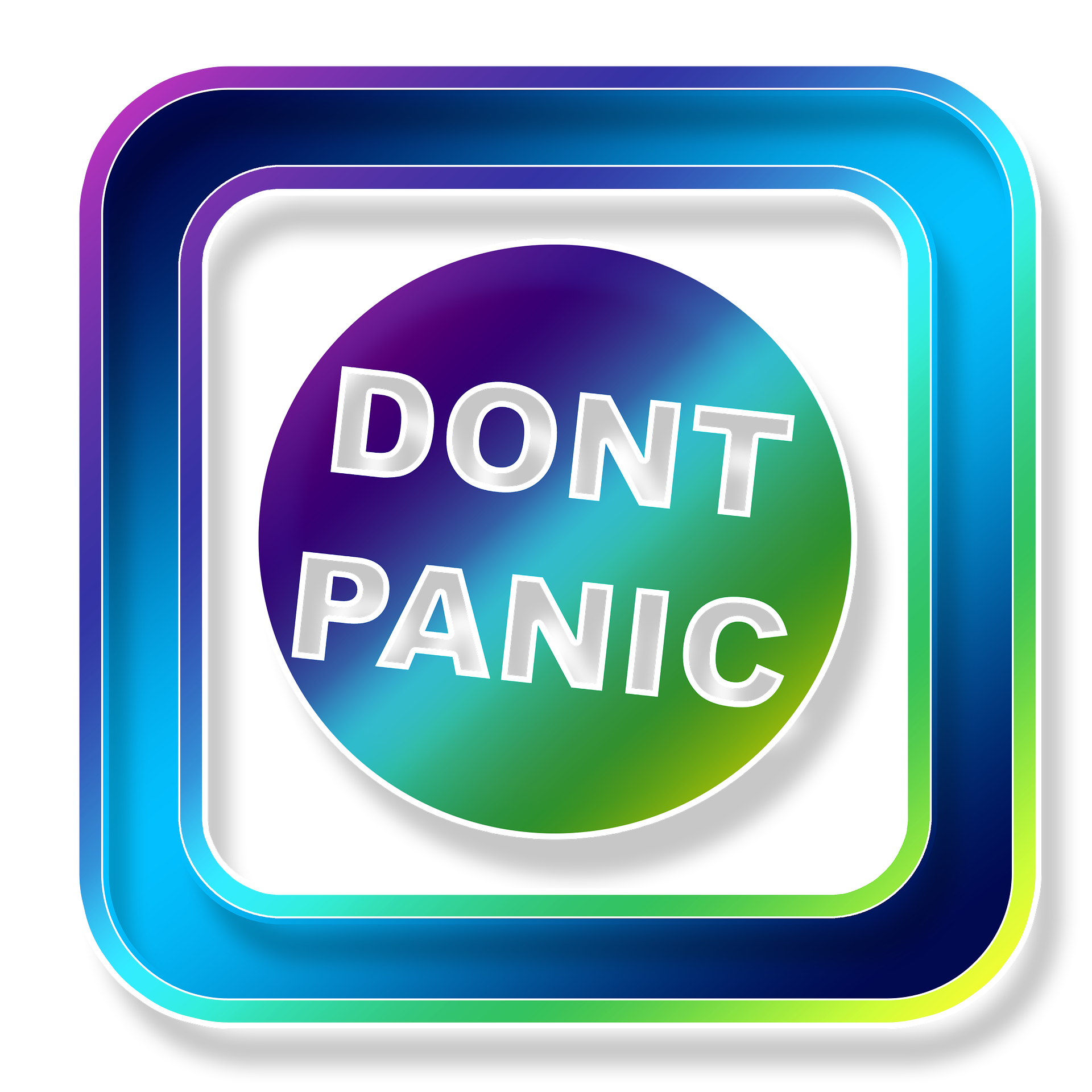 Attacks treatments attack treatment. Anxiety clipart dont panic