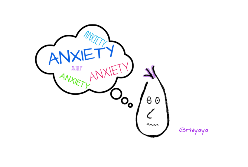 Anxiety clipart dont panic. Drawings of thrive global