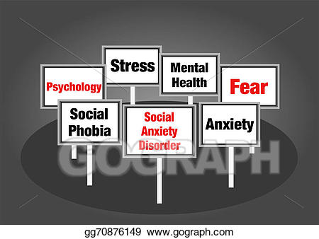 Anxiety clipart fear. Social free on dumielauxepices