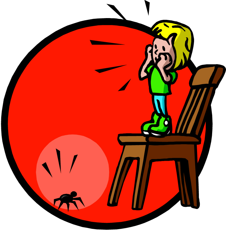 Anxiety clipart fear. Child phobia therapy counseling