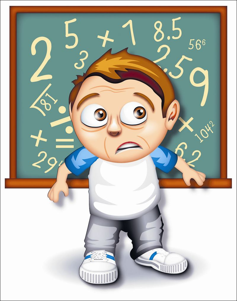 Affects consumer preferences for. Anxiety clipart math anxiety