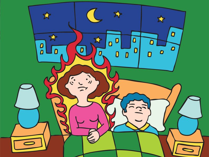 Anxiety clipart menopause.  ways to beat