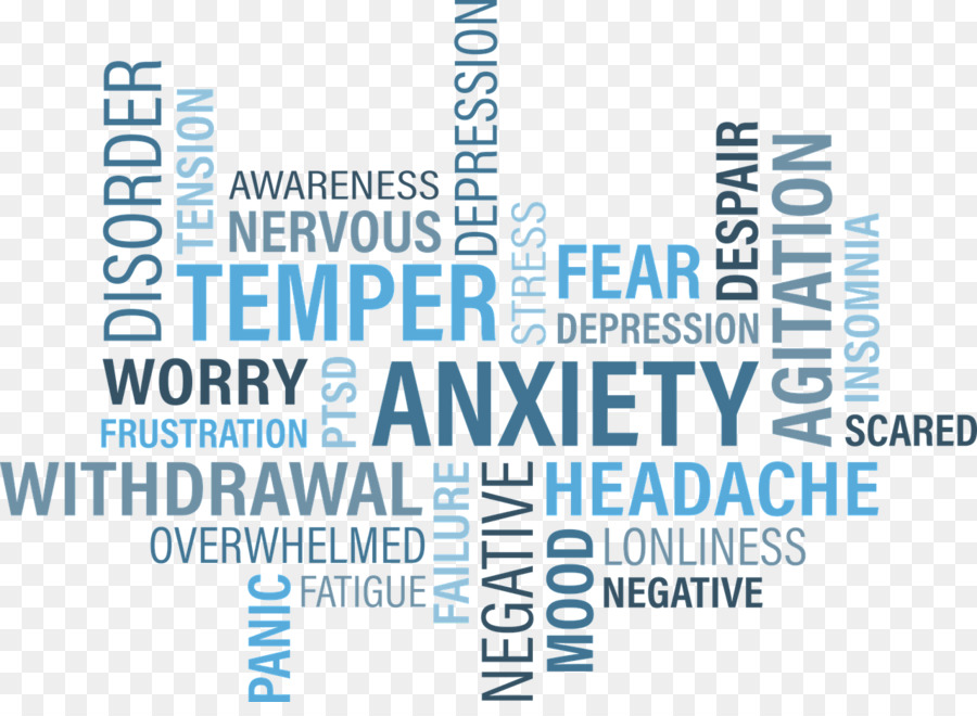 Health problems disorder . Anxiety clipart mental stress