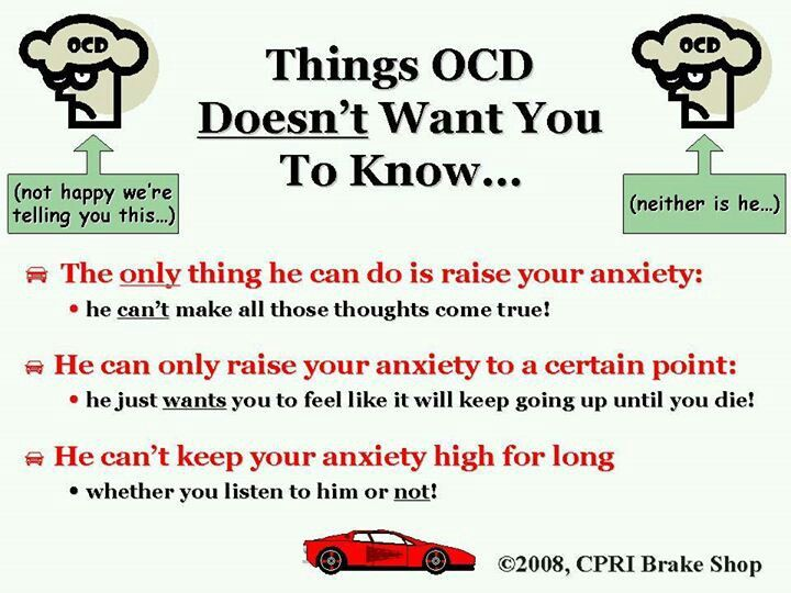 Anxiety clipart ocd symptom.  best images on