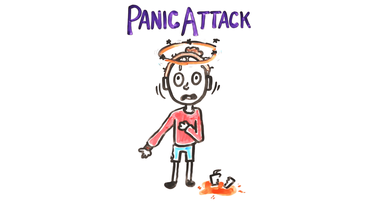 Why do we feel. Anxiety clipart panic attack