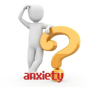 Symptoms overcoming treatment panic. Anxiety clipart restlessness