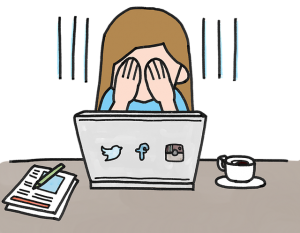 Anxiety clipart stress. The most common triggers