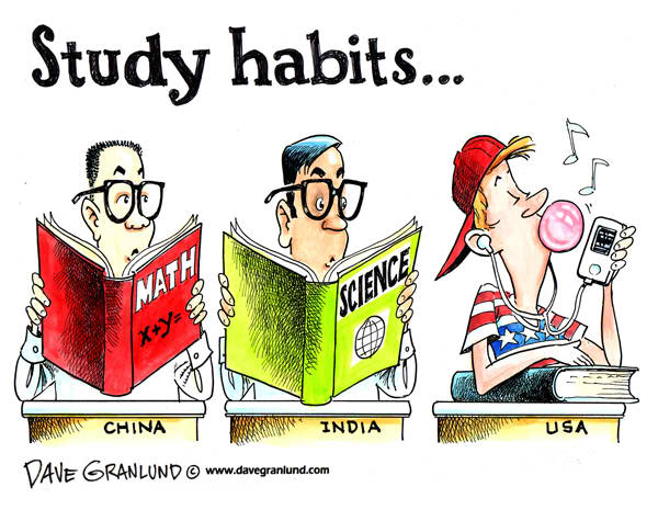 Effective for freshmen students. Anxiety clipart study habit