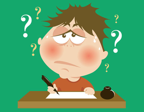Bored clipart worried student. Why you need to