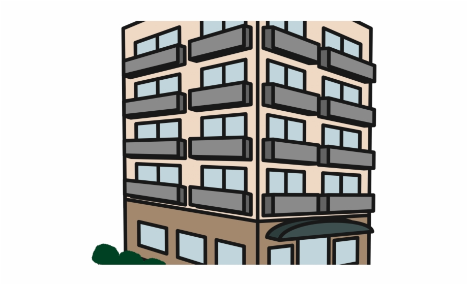 Complex free on dumielauxepices. Apartment clipart