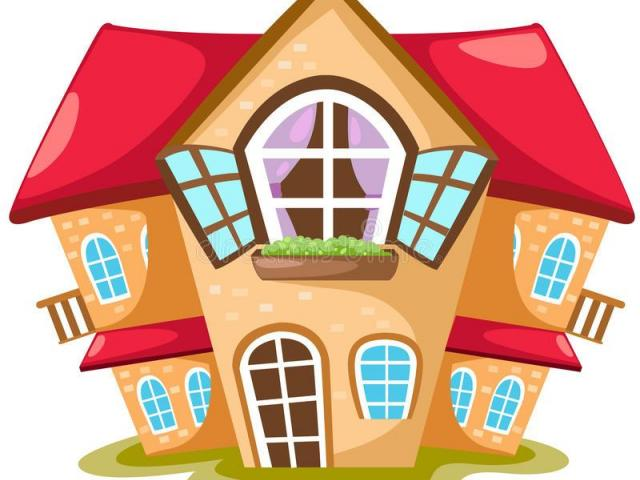 Free download clip art. Apartment clipart 2 house