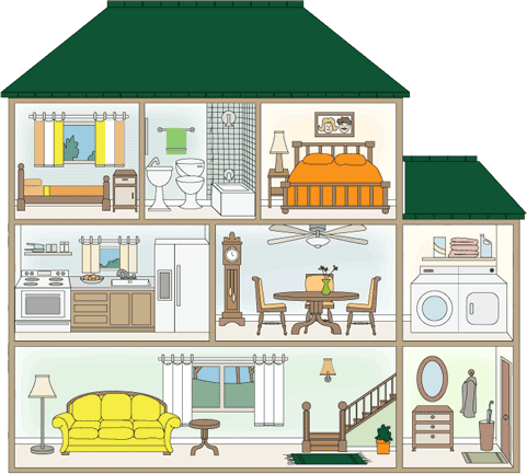 Apartment clipart 2 house. What we do mona