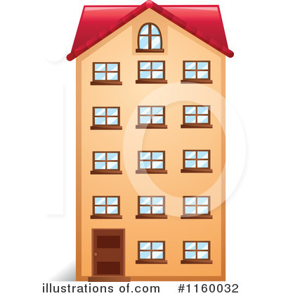 Illustration by graphics rf. Apartment clipart apartment housing