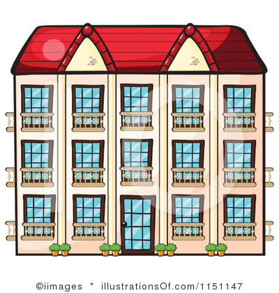 Apartment clipart appartment. Panda free images