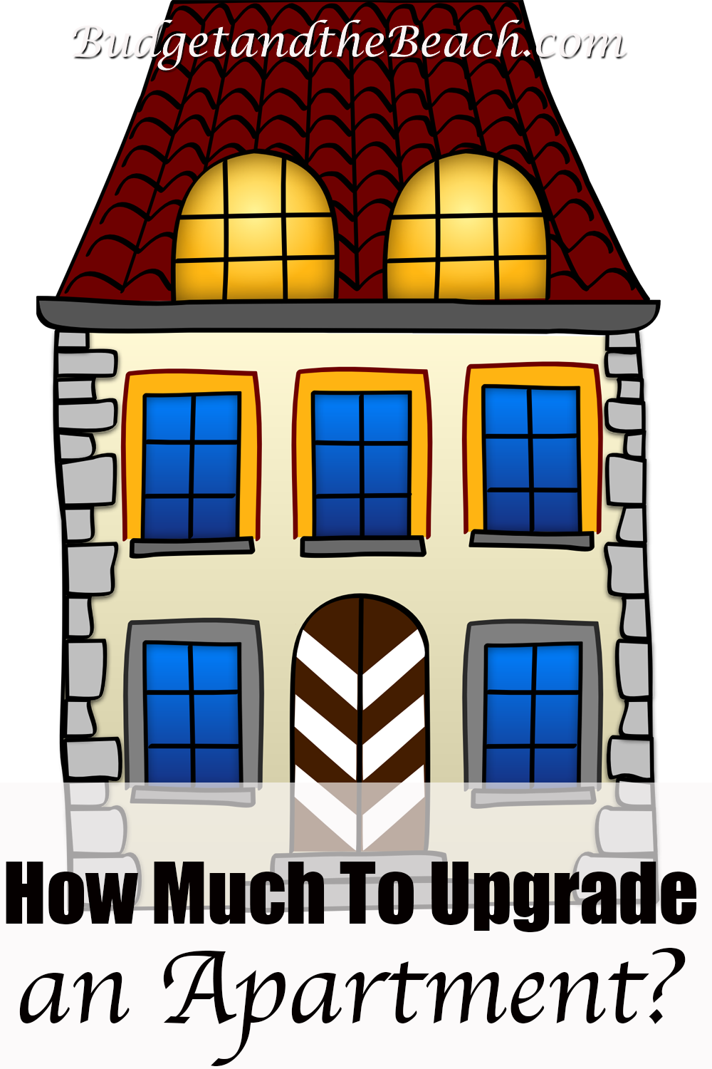Apartment clipart apt. How much to upgrade