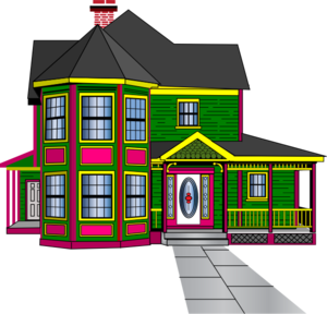 Apartment clipart boarding house. Free clipartmansion com clipartingcom