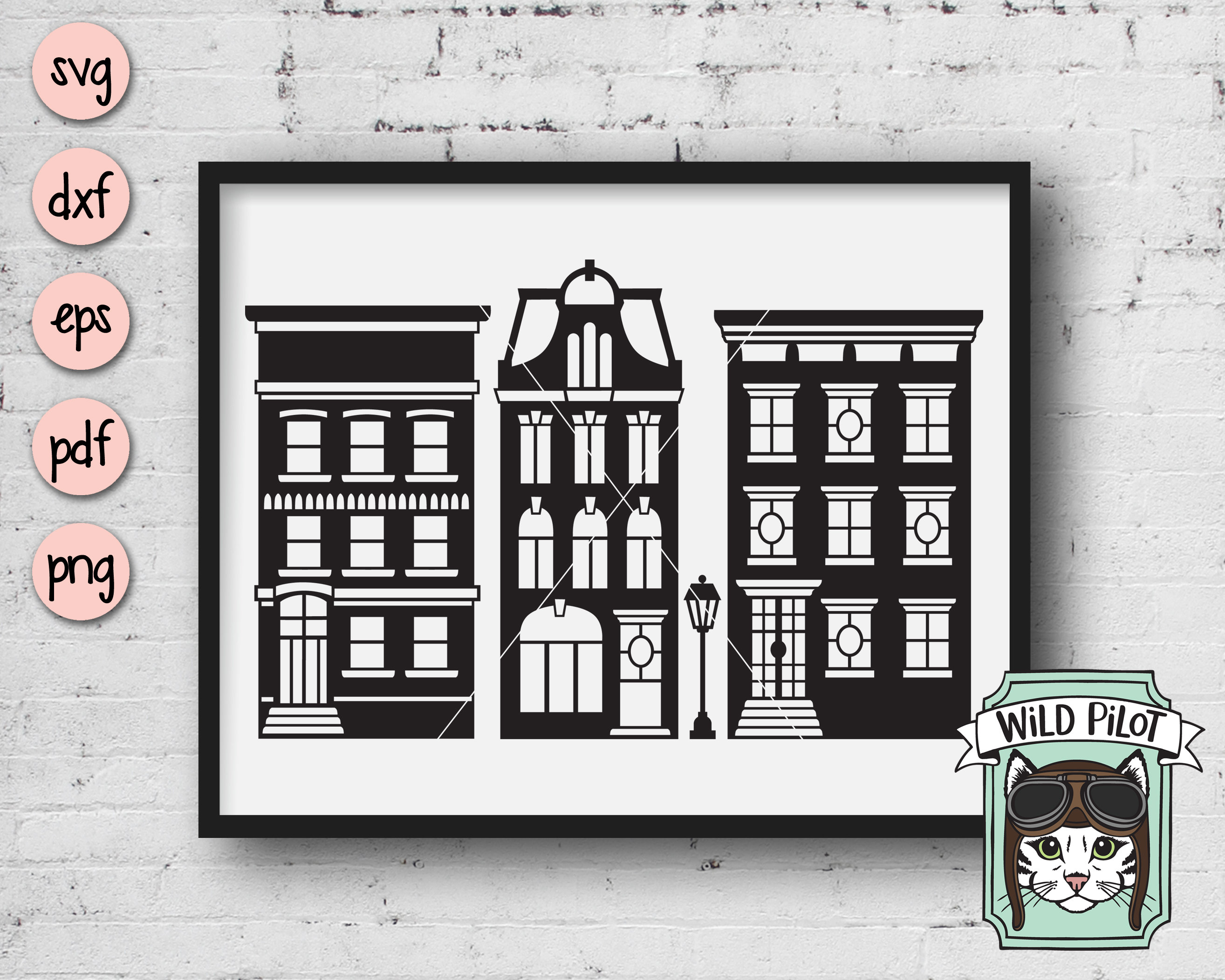 Apartment clipart brownstone. House svg home vector