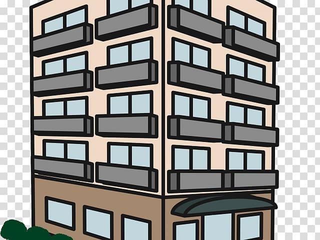 Apartment clipart building design. House condominium real estate