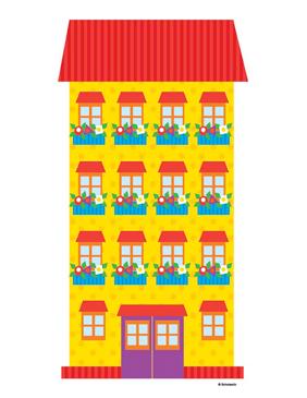 Apartment clipart buliding. Building printable clip art