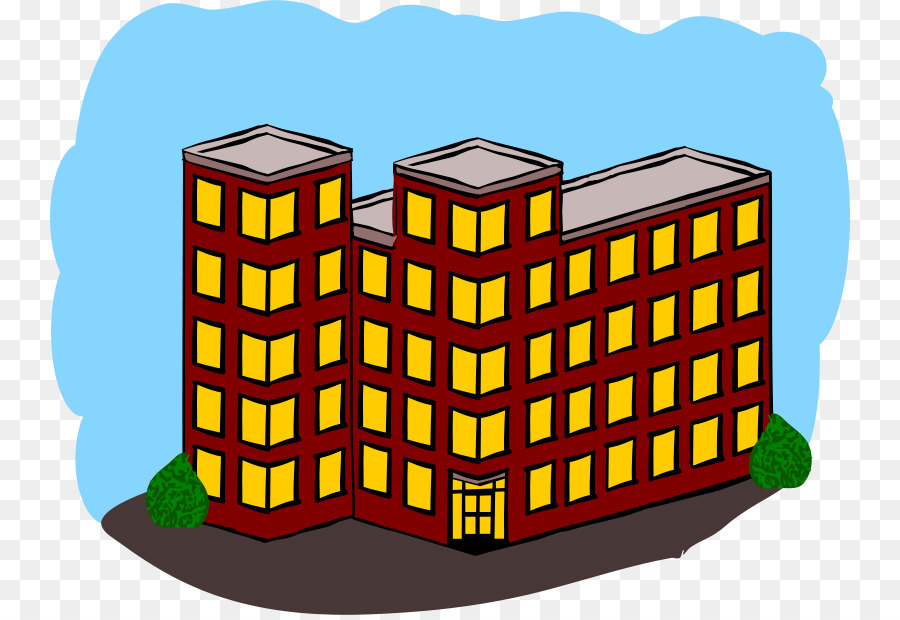 Building house clip art. Apartment clipart cartoon