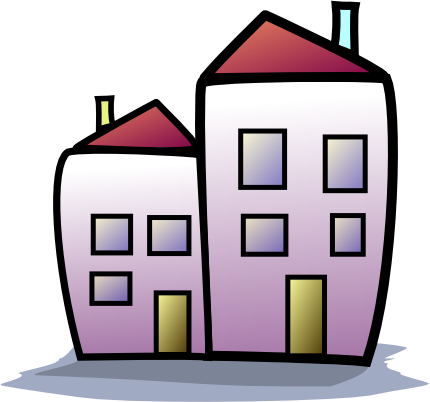 Building buildings png html. Apartment clipart city apartment