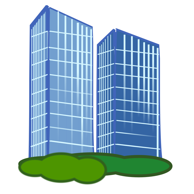 A rendering of the. Apartment clipart firm