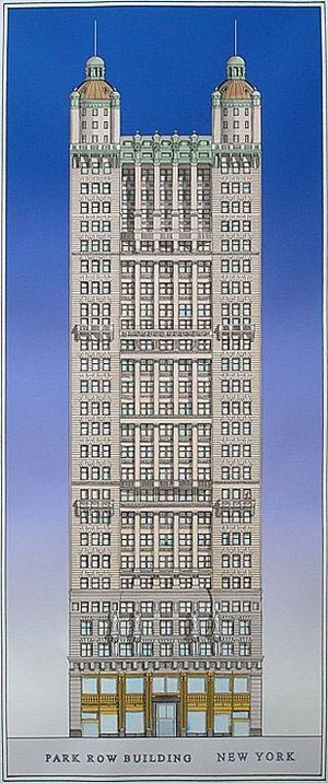 Park row building wikipedia. Apartment clipart firm