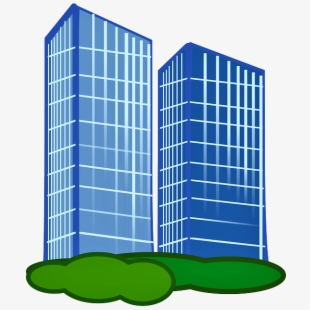 Apartment clipart firm. Free office building cliparts