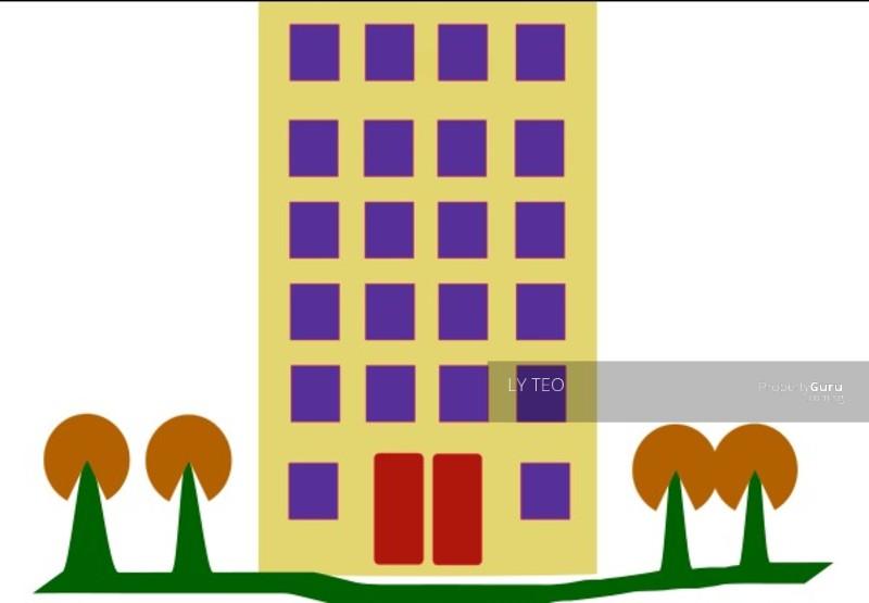 No agent fee master. Apartment clipart flat hdb