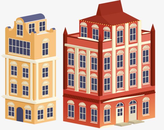 Apartment clipart high rise building. Condominium cartoon png image
