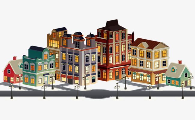 Apartment clipart high rise building. Architectural ornament cartoon png
