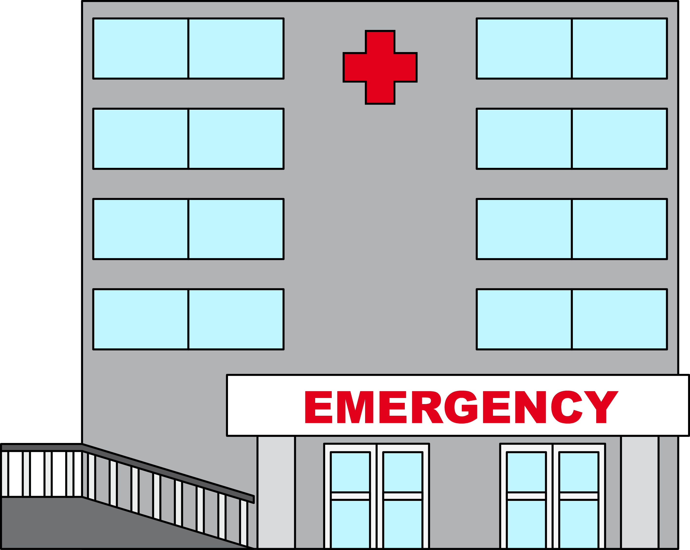Hospital clipart private hospital. Free cliparts download clip
