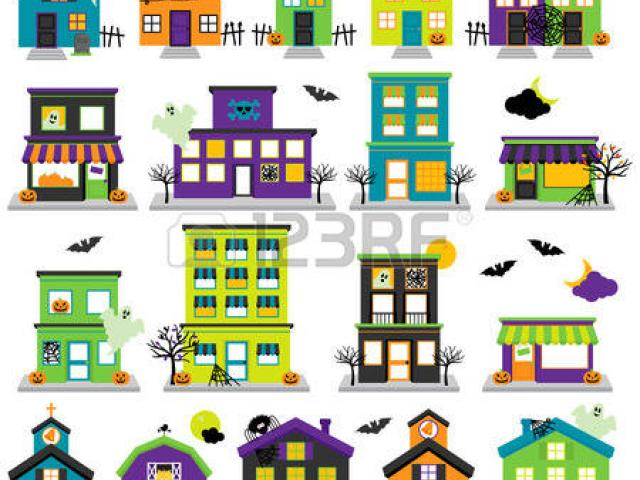 Complex free on dumielauxepices. Apartment clipart hostel building