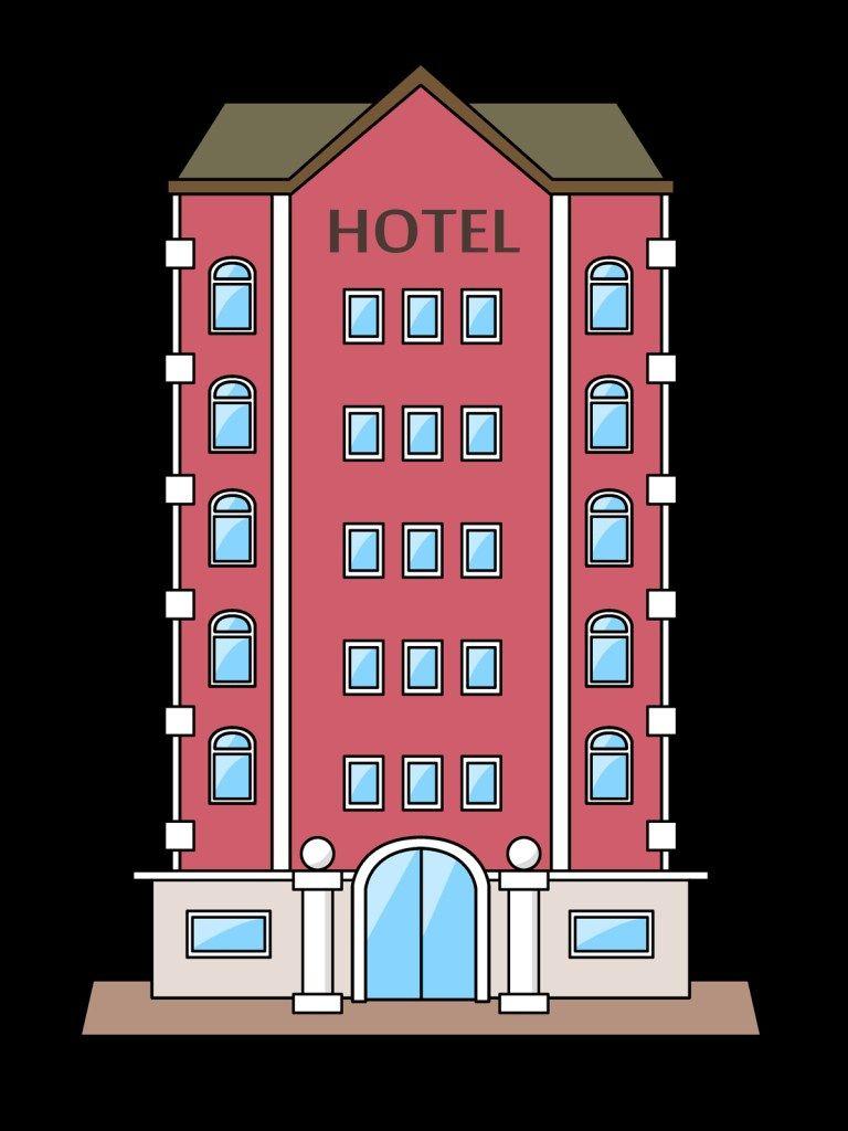 Apartment clipart hotel. Images clip art world