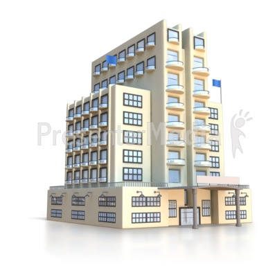Panda free images hotelclipart. Apartment clipart hotel