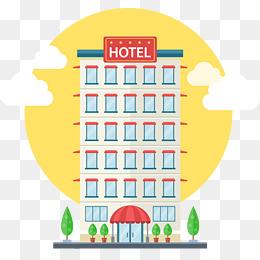 Building png vectors psd. Apartment clipart hotel