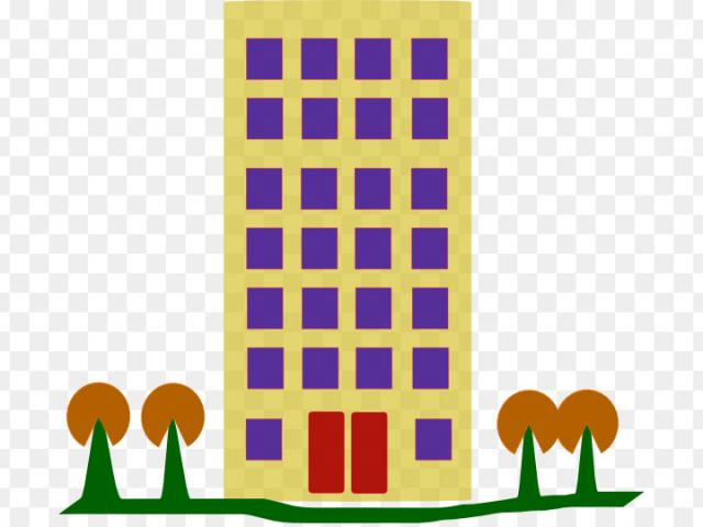 Complex free on dumielauxepices. Apartment clipart hotel