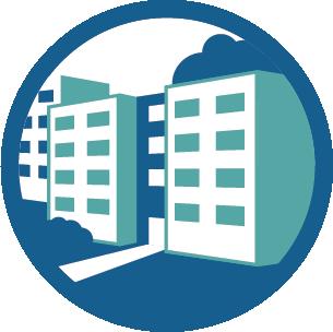 Aeon lands m portfolio. Apartment clipart nonprofit