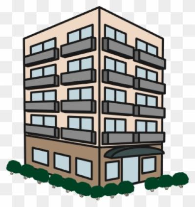 Complex png dlpng com. Apartment clipart nonprofit