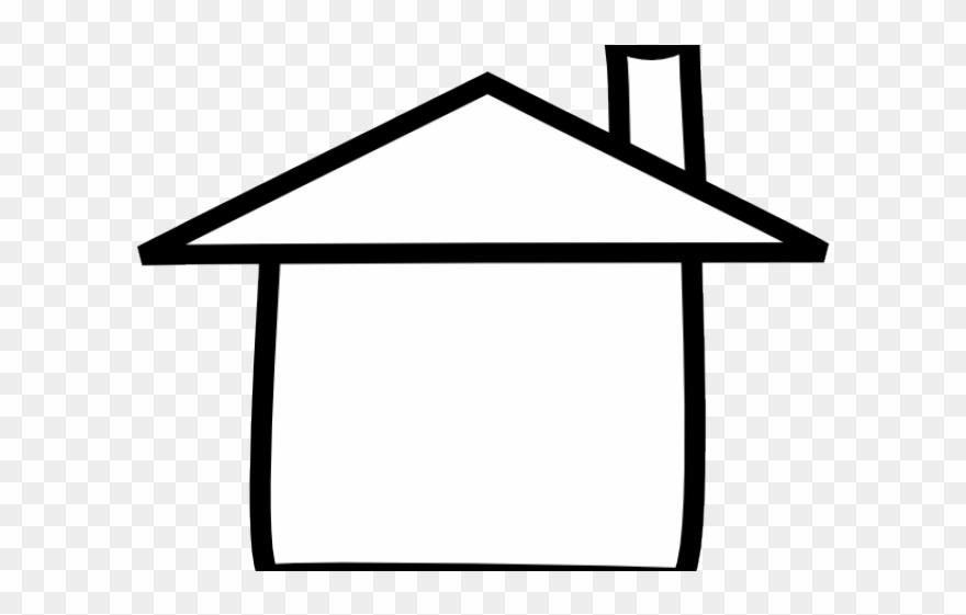 Clip art png house. Apartment clipart outline