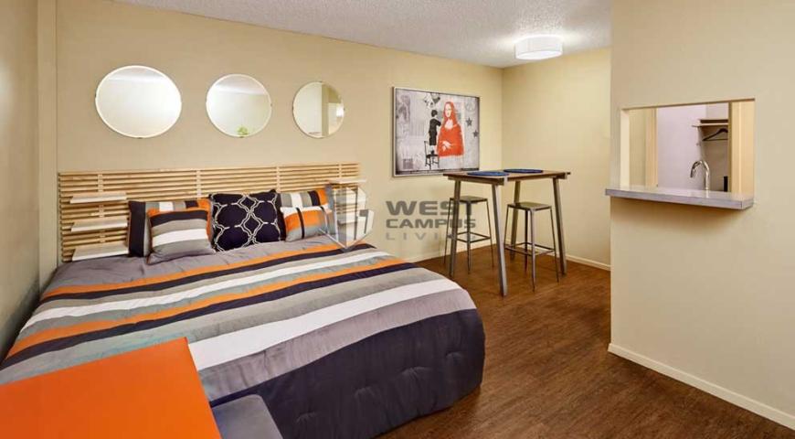 Apartment clipart studio apartment.  bedroom austin tx