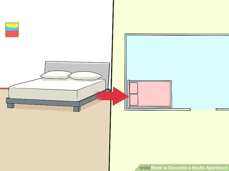 How to decorate a. Apartment clipart studio apartment