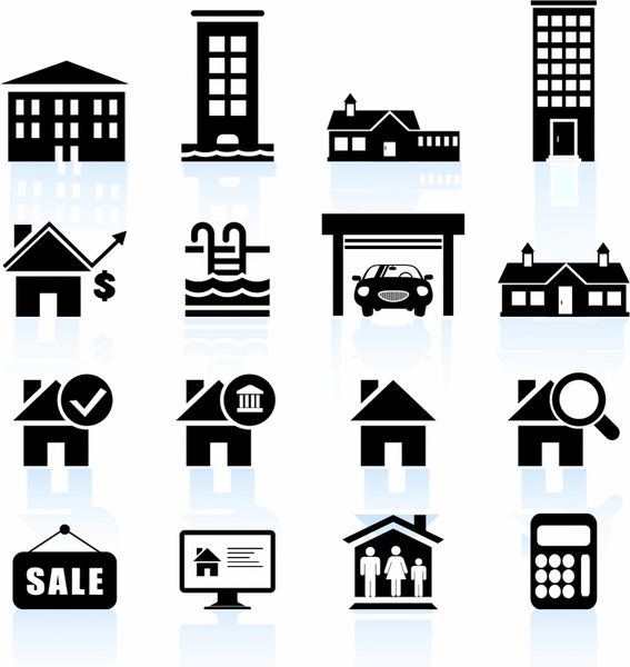 Free download for commercial. Apartment clipart vector