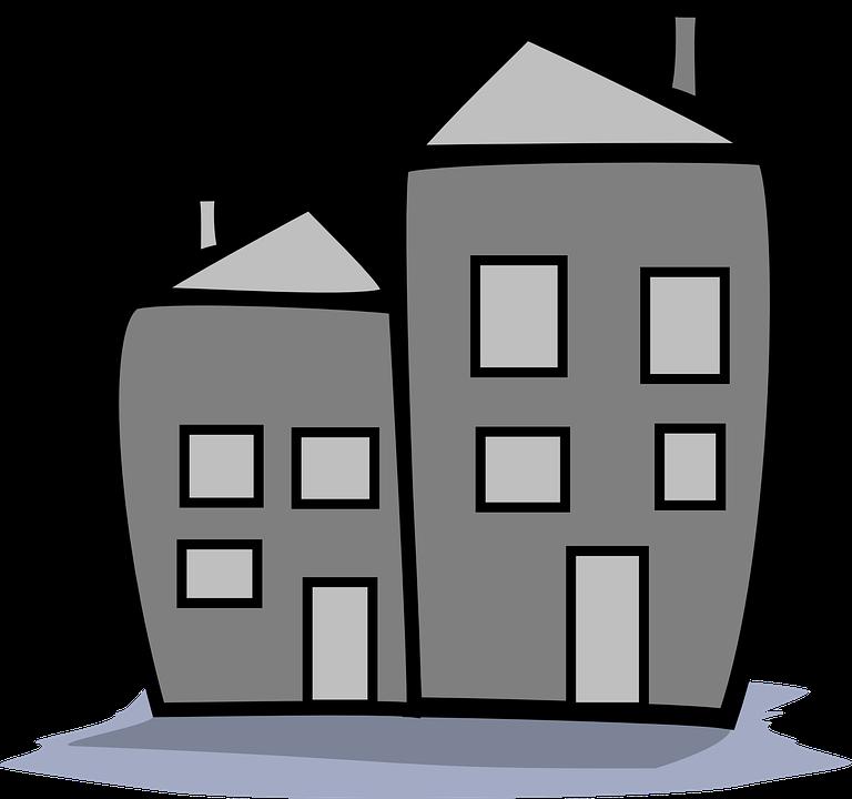 Apartment clipart vector. Sign cliparts shop of