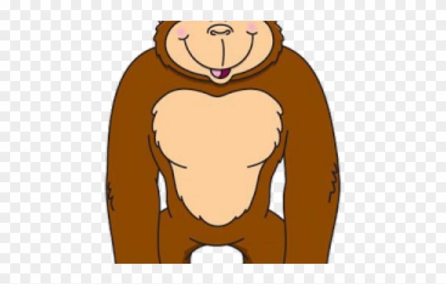 Gorilla cliparts images clip. Ape clipart