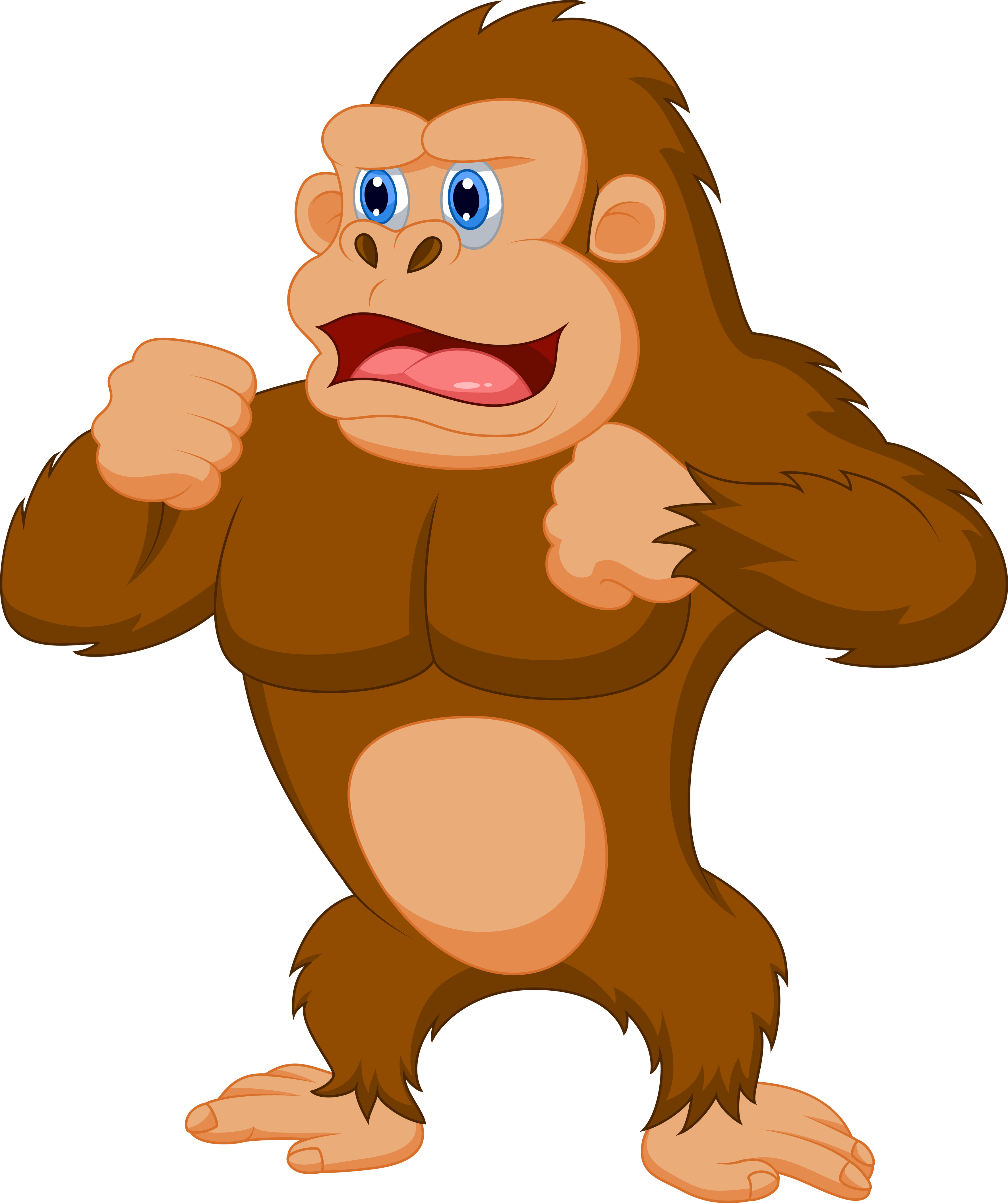 Ape clipart. For free images