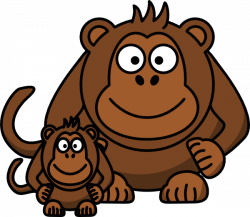 Lots of free clip. Ape clipart