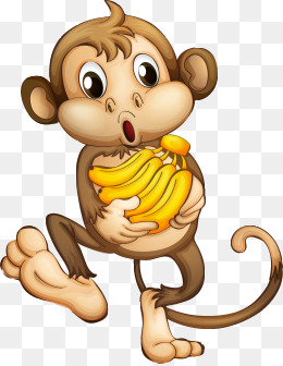 Monkey download free png. Ape clipart animated